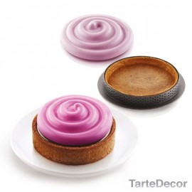 Kit MINI TARTE TWIST Silikomart
